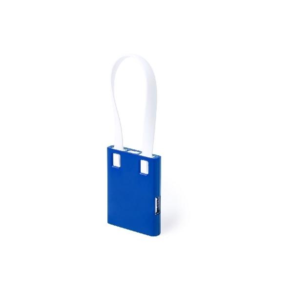 Hub USB 2.0, kabel do ładowania i synchronizacji