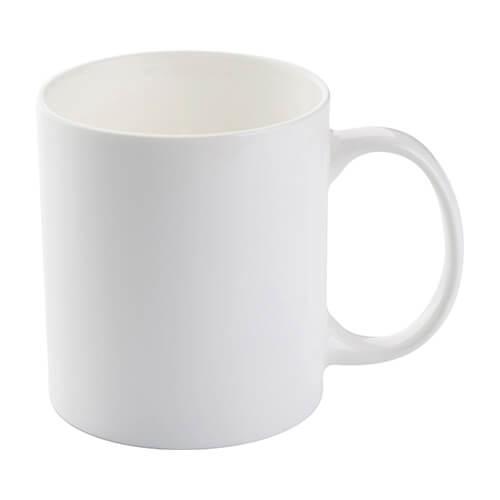 Kubek biały porcelanowy 330 ml do sublimacji
