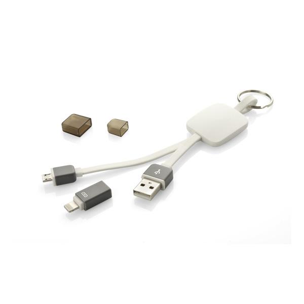 Kabel USB 2 w 1 MOBEE