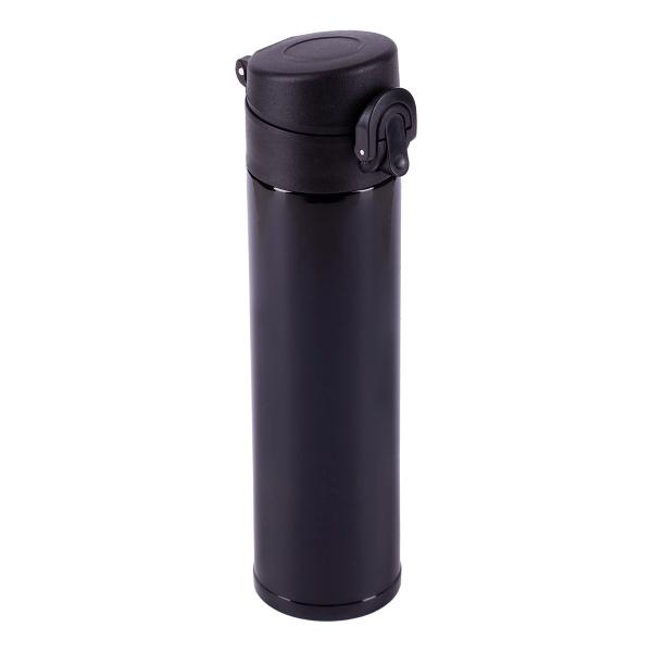 Kubek izotermiczny Moline 350 ml, czarny
