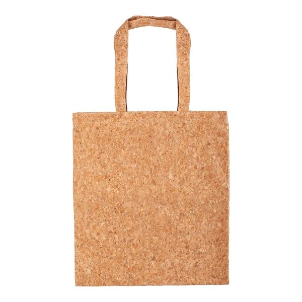 Korkowa torba na zakupy Almada, beżowy