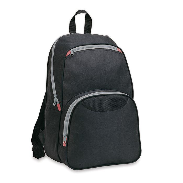 Plecak z kieszeniami
