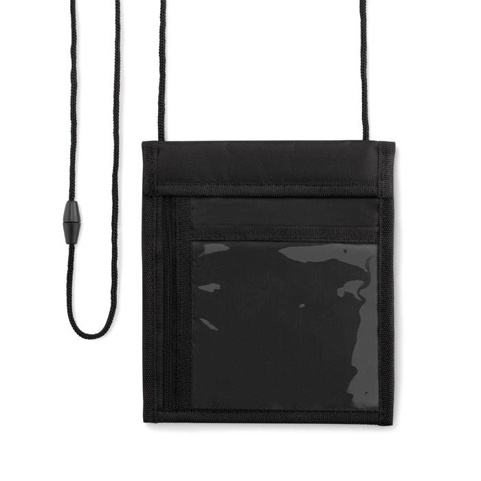 Nylonowy portfel 70D