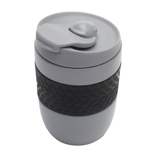 Kubek izotermiczny Offroader 200 ml, srebrny
