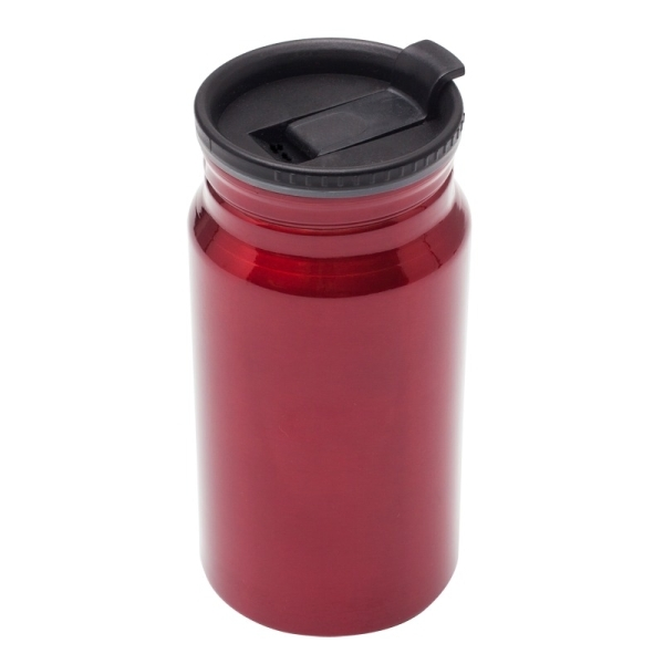 Bidon You Can 400 ml, czerwony