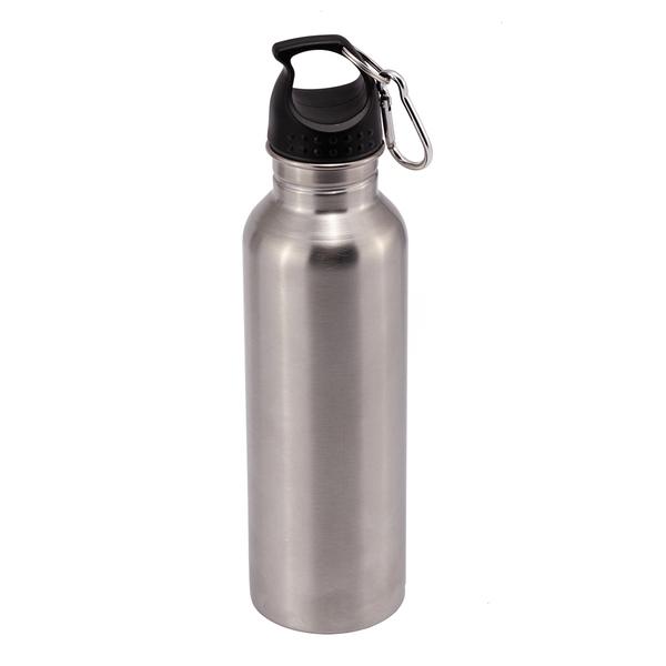 Bidon Gracile 750 ml, srebrny
