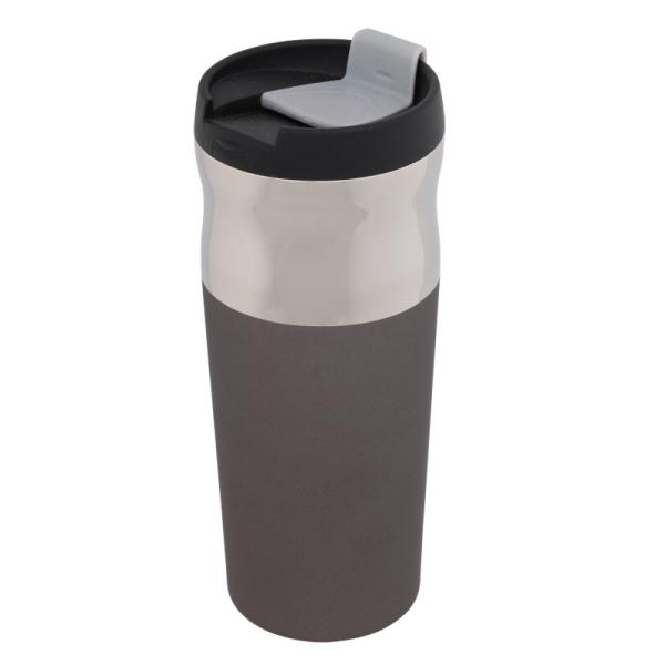 Kubek izotermiczny Ottawa 450 ml, czarny