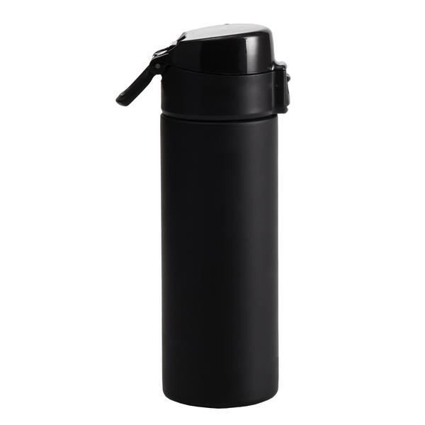 Kubek izotermiczny Oslo 500 ml, czarny