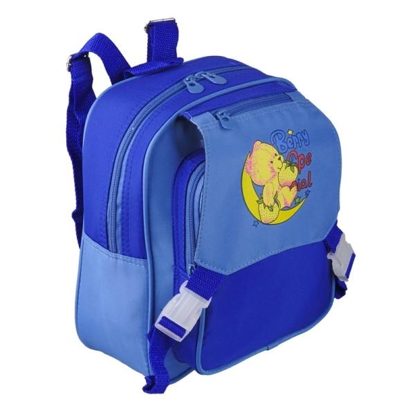 Plecak dziecięcy Teddy, niebieski