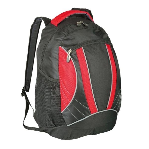 Plecak sportowy El Paso, niebieski/czarny