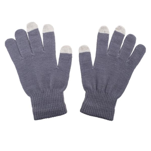 Rękawiczki Touch Control do urządzeń sterowanych dotykowo, czarny