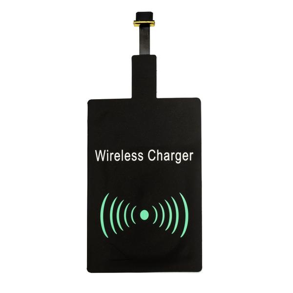 Adapter do ładowania bezprzewodowego Charge Ready, czarny