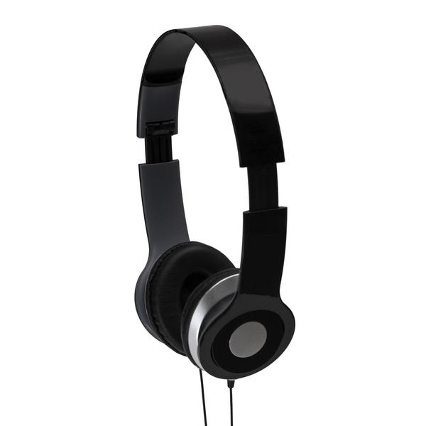 Słuchawki Intense, czarny