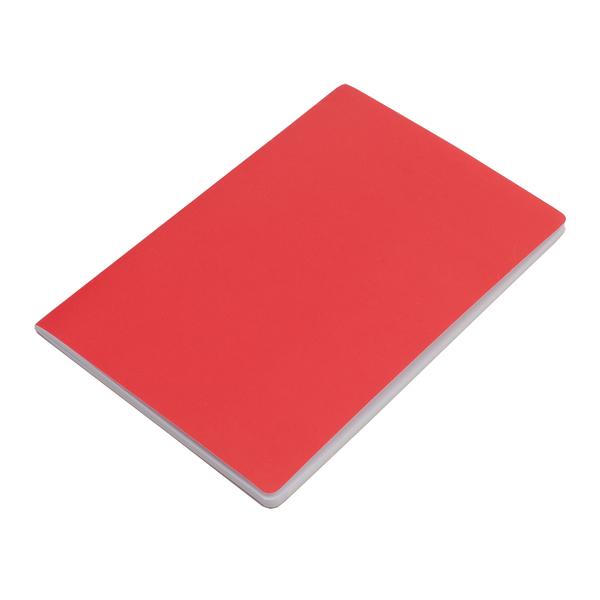 Notatnik 140x210/40k gładki Fundamental, niebieski