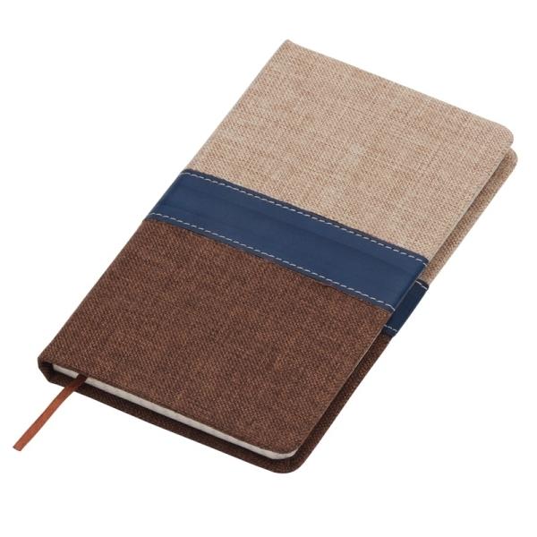 Notes 105x180/80k kratka Bilbao, brązowy/beżowy