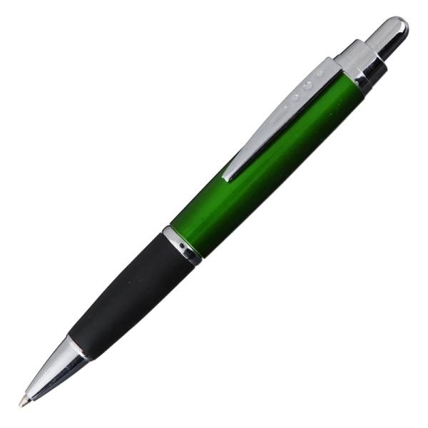 Długopis Comfort, srebrny/czarny