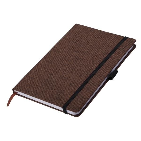 Notes 140x210/80k kratka Almeria, brązowy
