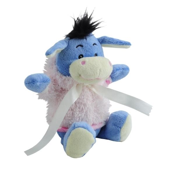 Maskotka Donkey, niebieski/różowy