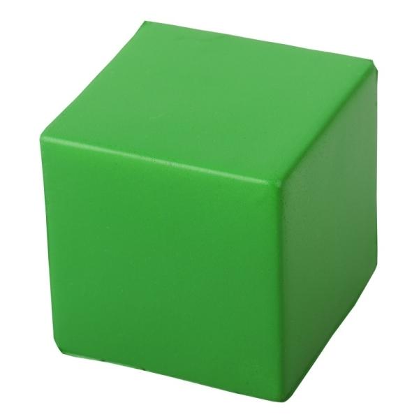 Antystres Cube, zielony
