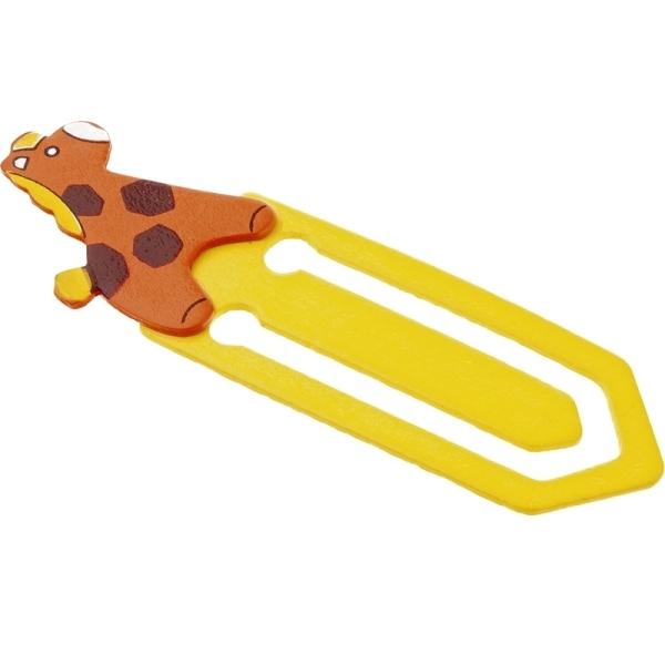 Zakładka Giraffe, żółty