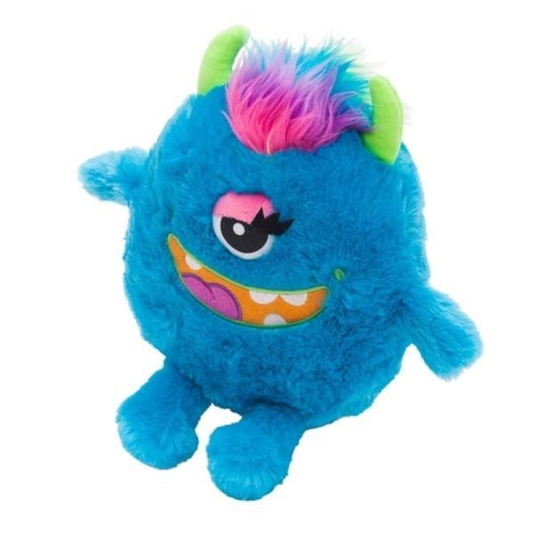 Maskotka Monster, niebieski