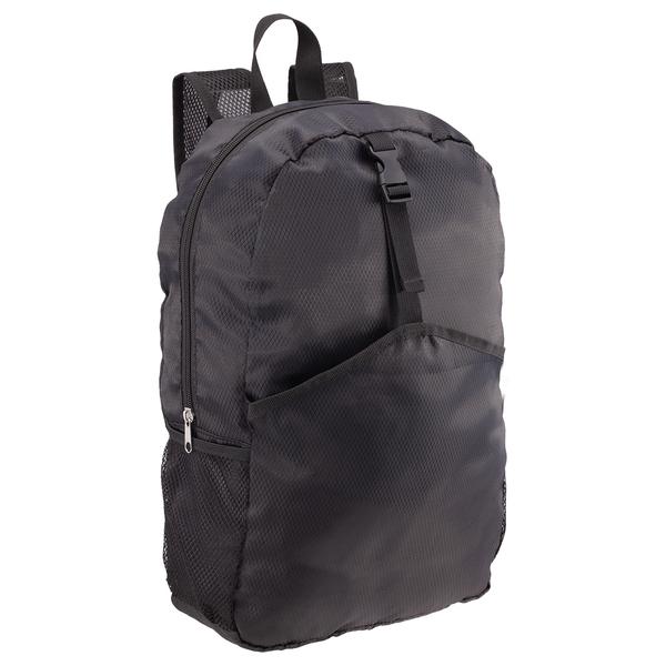 Składany Plecak Benton, czarny