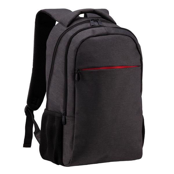 Plecak Alameda, czerwony/czarny