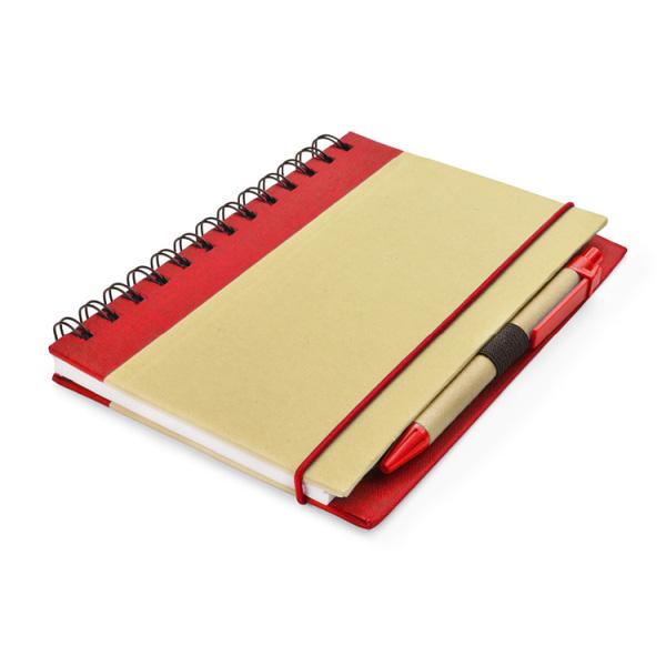 Notes z długopisem RITE B6