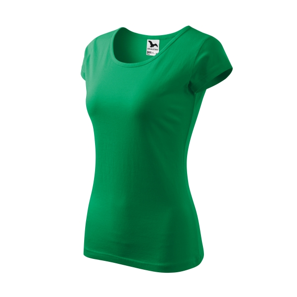Pure koszulka damska camouflage