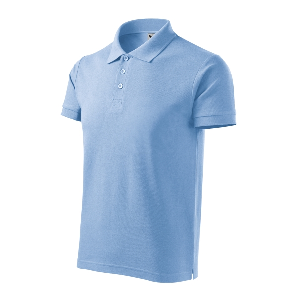 Cotton Heavy koszulka polo męska