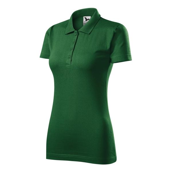Single J, koszulka polo damska