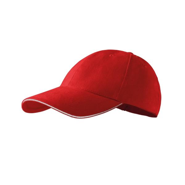 Sandwich 6P czapka unisex
