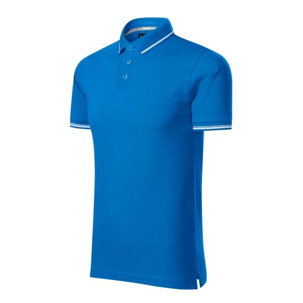 Perfection plain koszulka polo męska