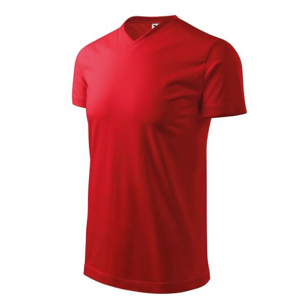 Heavy V-neck koszulka unisex