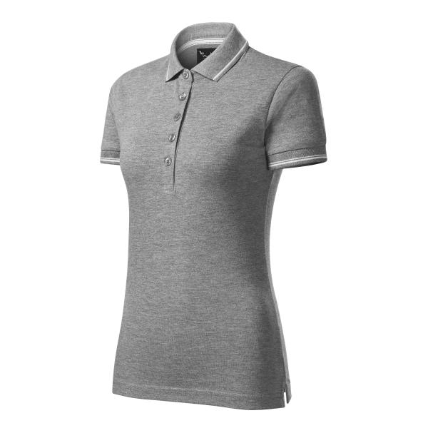 Perfection plain koszulka polo damska