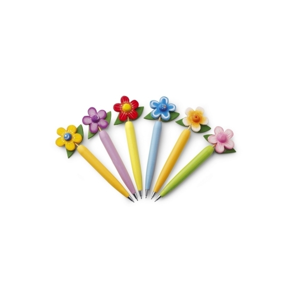 "Długopis ""kwiatek"""