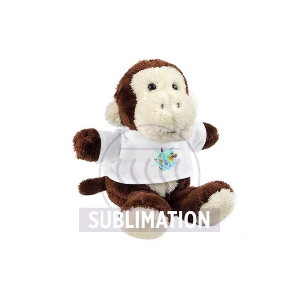 Elli, pluszowa małpka