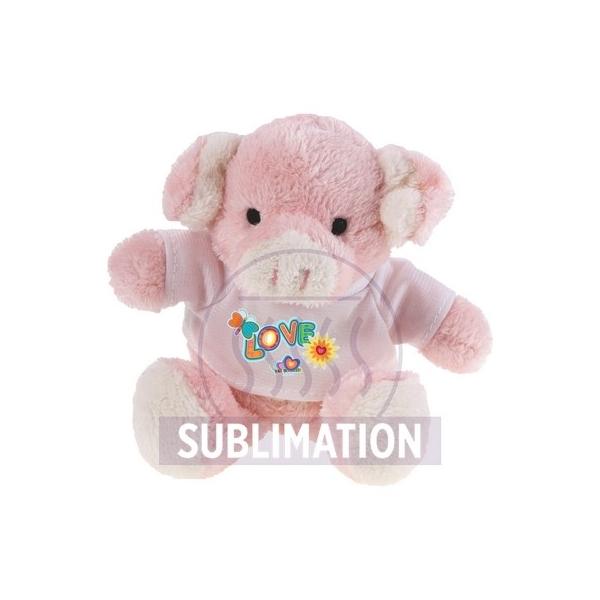 Susie, pluszowa świnka