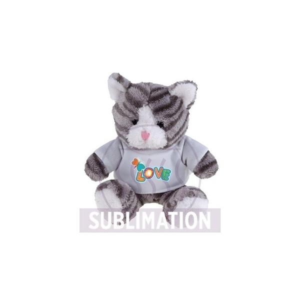 Merlin, pluszowy kot