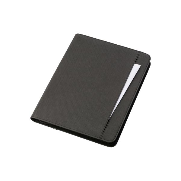 Teczka konferencyjna A4, power bank 5000 mAh, notatnik