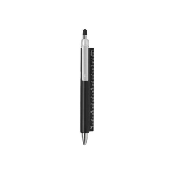 Długopis, touch pen, linijka