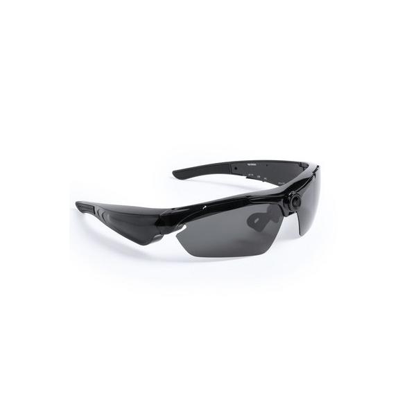 Okulary przeciwsłoneczne z filtrem UV400, kamera 720P