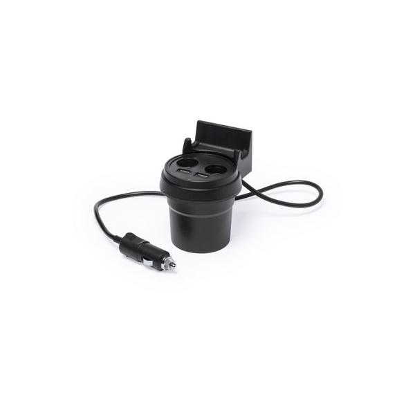 Ładowarka samochodowa USB do uchwytu na napoje, uchwyt do telefonu