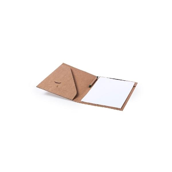 Teczka konferencyjna ok. A4, notatnik, długopis