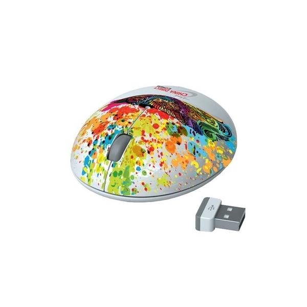 Bezprzewodowa mysz komputerowa USB