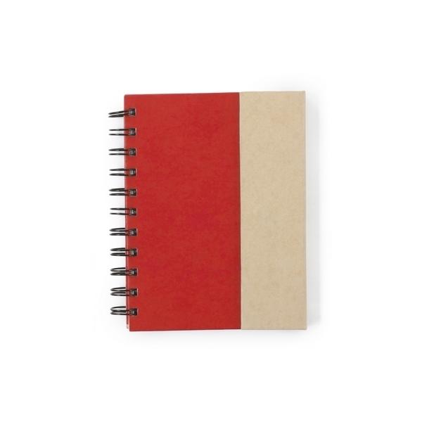 Zestaw do notatek, karteczki samoprzylepne, notatnik, długopis